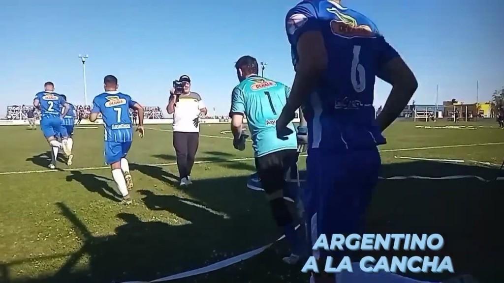 ARGENTINO Y LAMBERT DEFINEN DE LOCAL