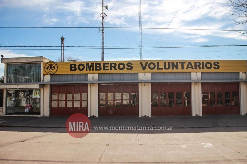 BOMBEROS: CONVOCATORIA A ASAMBLEA GENERAL ORDINARIA