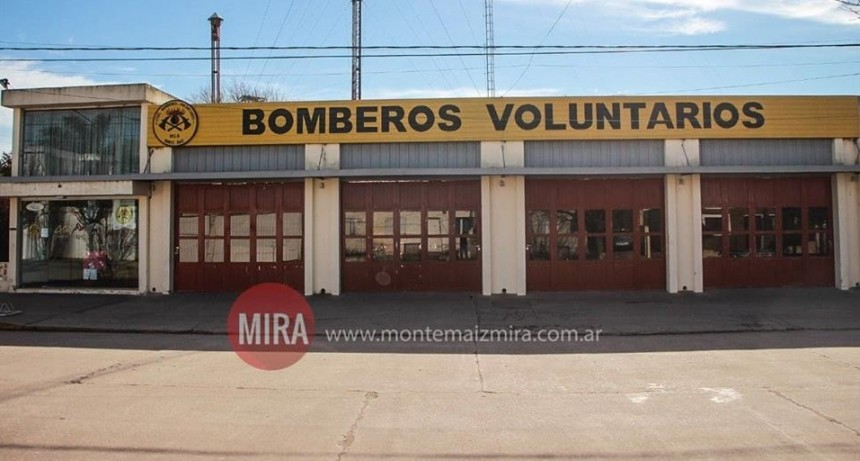 BOMBEROS: CONVOCATORIA A ASAMBLEA GENERAL ORDINARIA