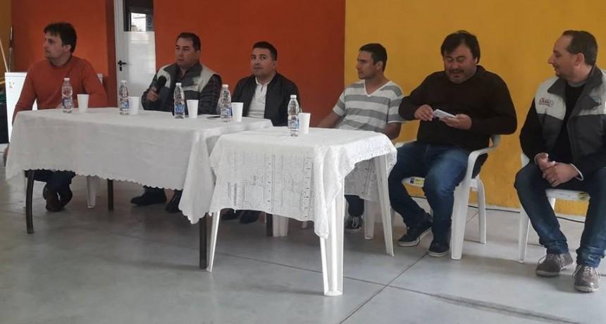 LOS CAMIONEROS SE ORGANIZAN