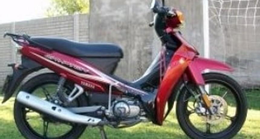 ROBARON MOTO EN B° GOBATO