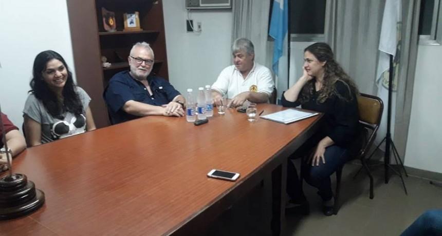 BOMBEROS DE MONTE MAÍZ: ASAMBLEA GENERAL ORDINARIA