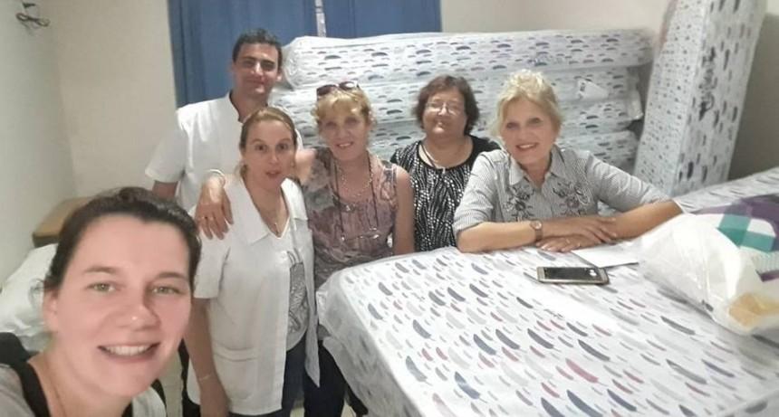 COLCHONES NUEVOS PARA EL HOSPITAL