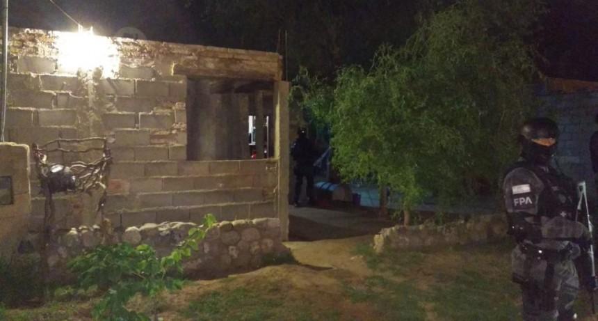FPA APREHENDIÓ A REFERENTE NARCO EN ALTA GRACIA