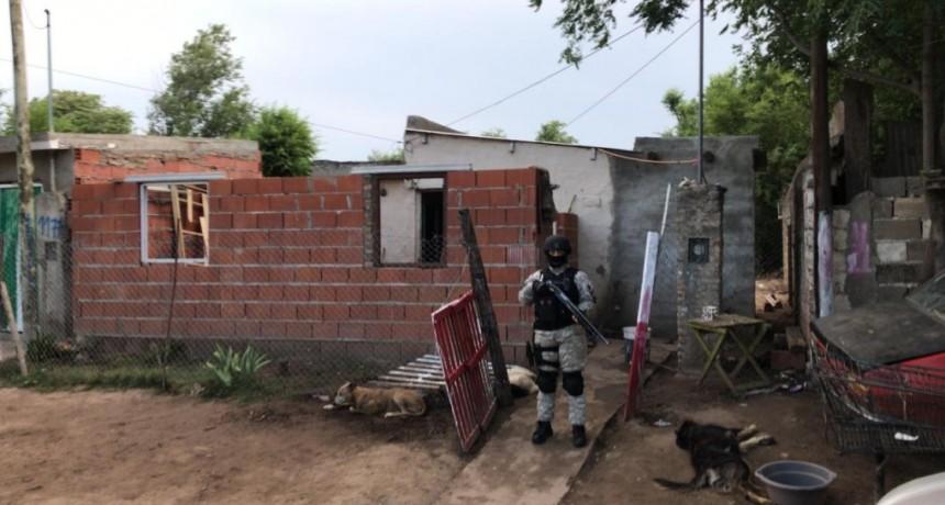 BELL VILLE: DETENIDO POR LA FPA POR VENTA DE DROGAS