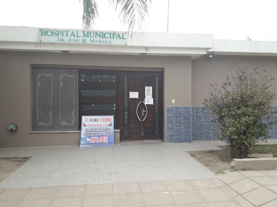 DESMIENTEN RENUNCIA DEL DIRECTOR DEL HOSPITAL