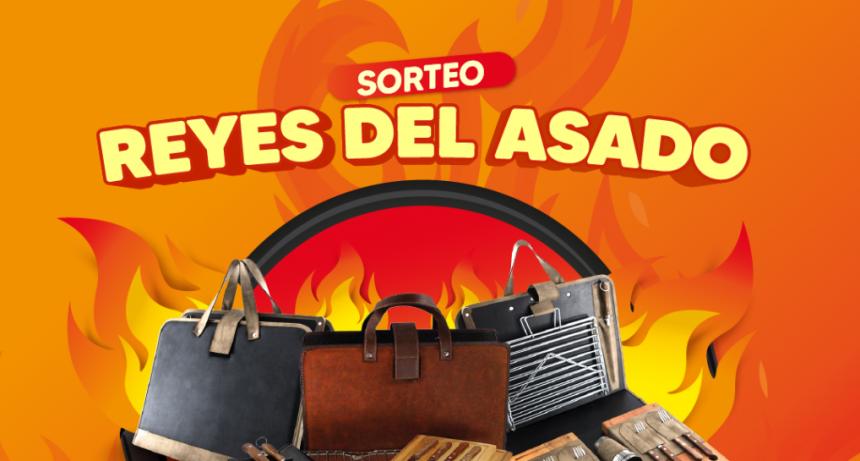 SORTEO REYES DEL ASADO