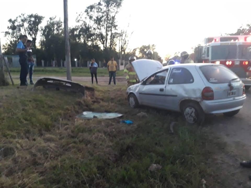 PERSONA DESCOMPUESTA Y  ACCIDENTE DE TRÁNSITO