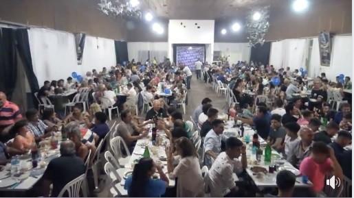 ATLÉTICO FESTEJÓ SU 17° CAMPEONATO