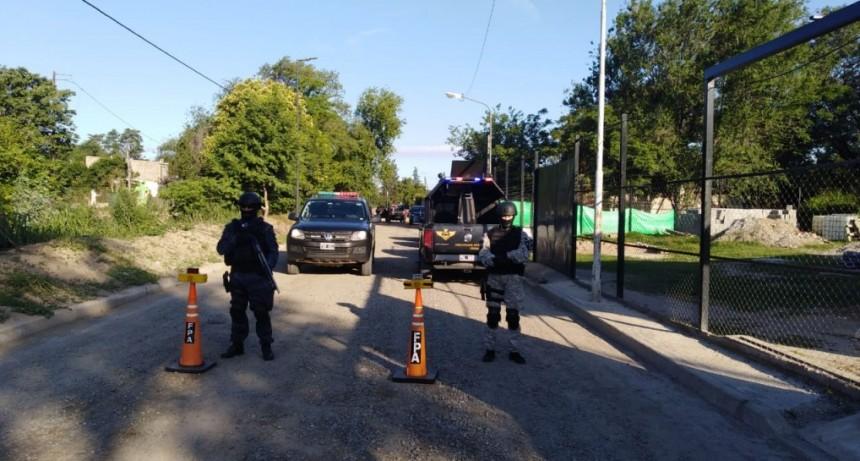 VENDÍAN COCAÍNA DE ALTA PUREZA: TRES DETENIDOS