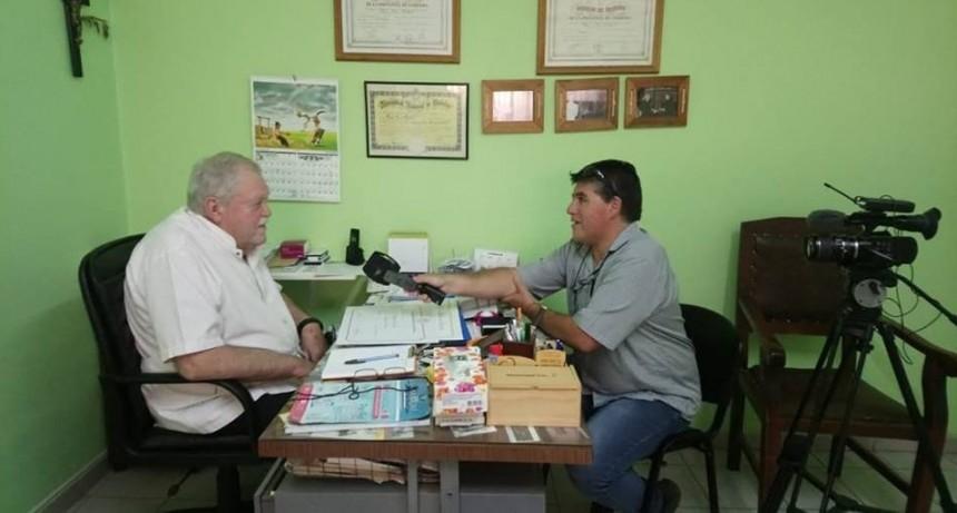 DR. BETTIOL: RECONOCIMIENTO A LA TRAYECTORIA