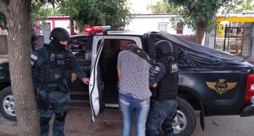 CÓRDOBA: LA FPA DETUVO A REFERENTE NARCOMENUDISTA