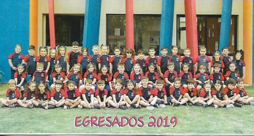 EGRESADO 2019 ESCUELA FRAY MAMERTO ESQUIÚ