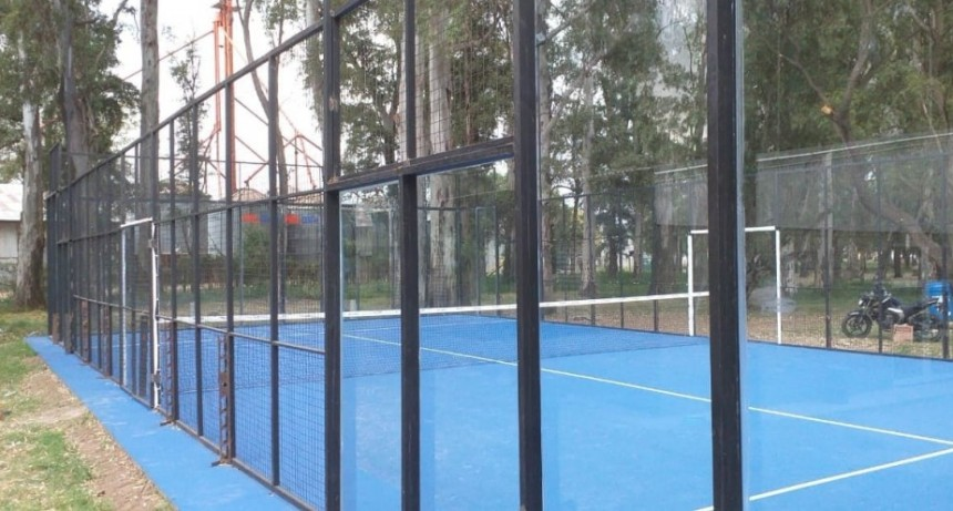 COMPLEJO PADEL CENTER